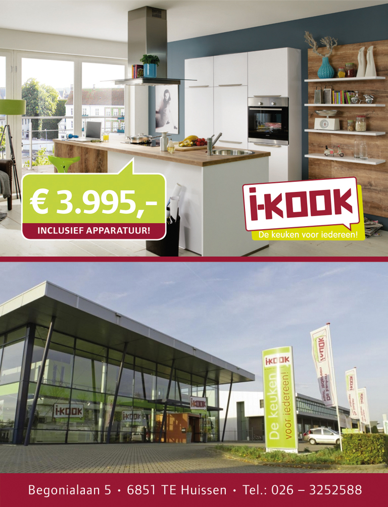 2018 Advertentie Dynamic I Kook advert