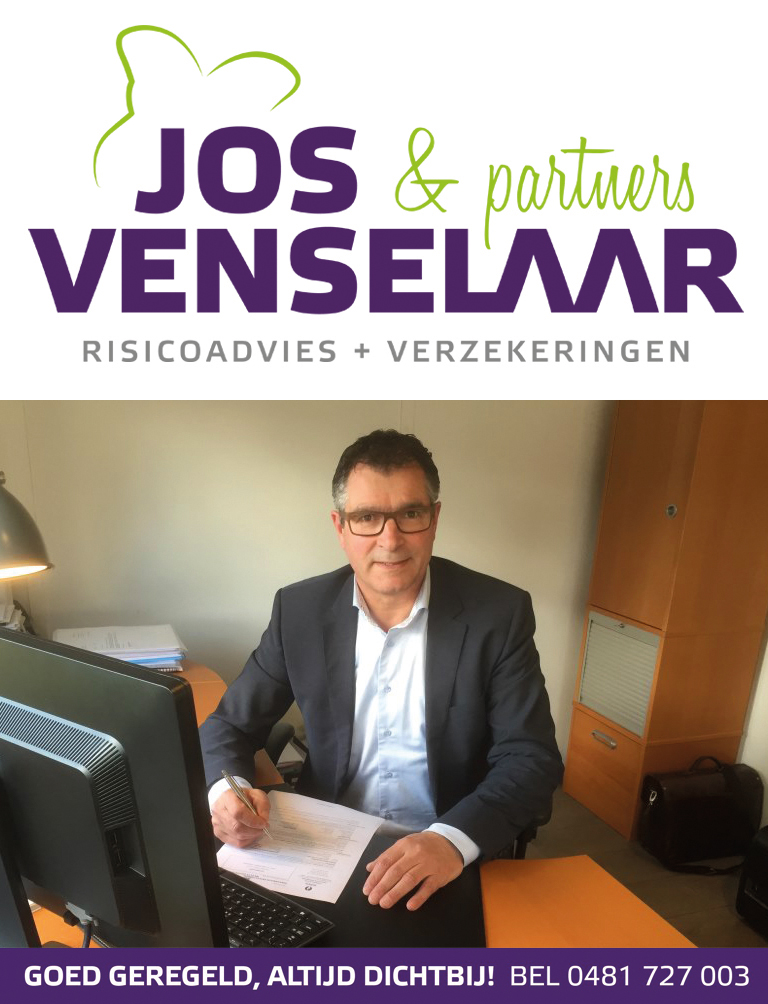 2018 Advertentie Dynamic Jos venselaar advert