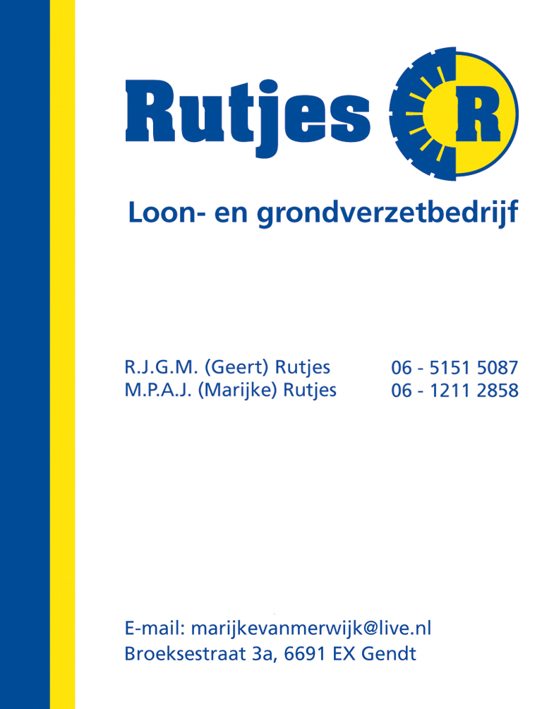 2018 Advertentie Dynamic Rutjes advert