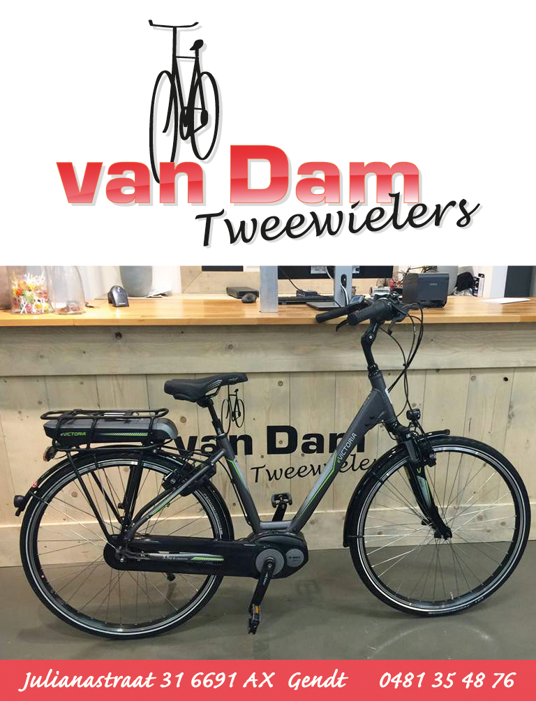 2018 Advertentie Dynamic Van dam advert